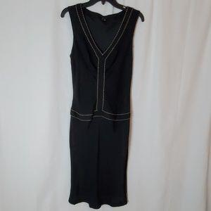 ECI New York Black Dress